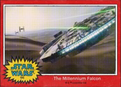 STAR WARS - Trading Card 02