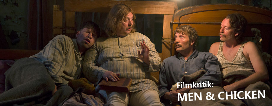 Men & Chicken - Filmkritik