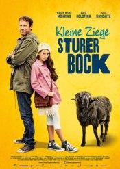 Kleine Ziege sturer Bock_poster_small