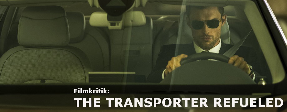 The Transporter Refuelded