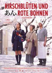Kirschblueten und rote Bohnen_poster_small
