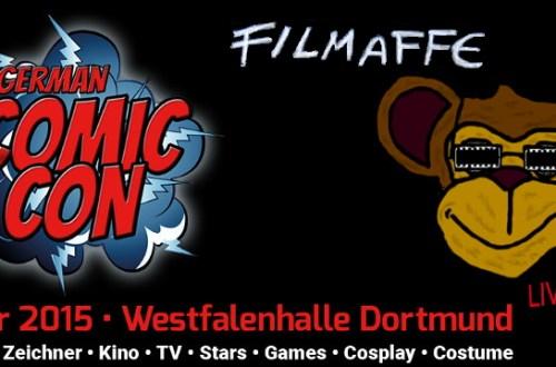 Filmaffe German Comic Con 2015