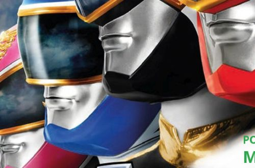 Power Ranges Megaforce