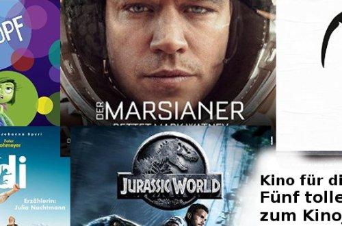 Hoerspielspecial Kinojahr 2015