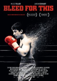 Bleed for this - Poster