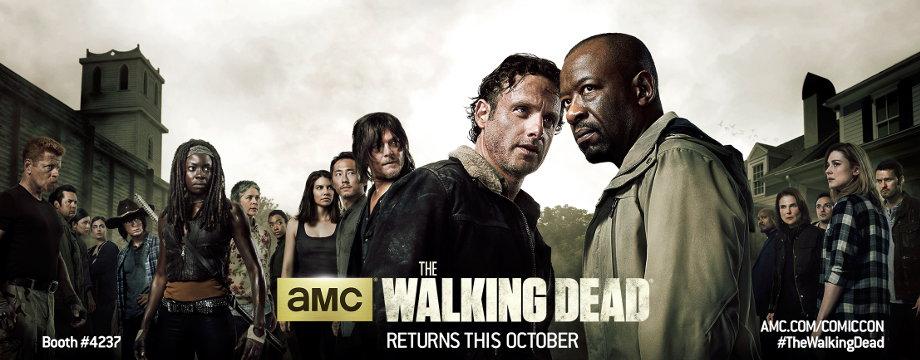 The Walking Dead Staffel 6 2016