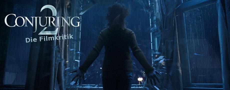 Conjuring 2 - Filmkritik