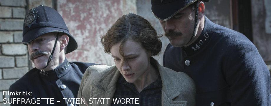 Suffragette - Filmkritik