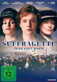 Suffragette - DVD-Cover