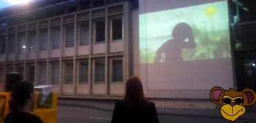 Filmsparziergang in Karlsruhe am 16. Juli 2016