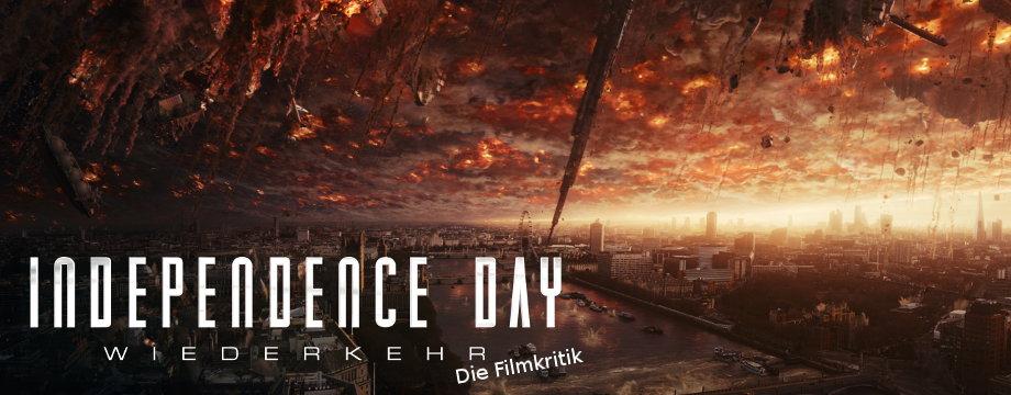 Independence Day Wiederkehr - Filmkritik/ Review