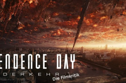 Independence Day Wiederkehr - Filmkritik/ Review