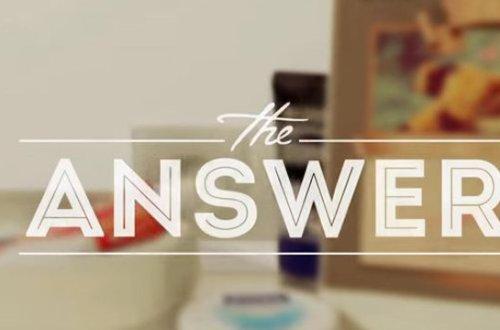 The Answer - Kurzfilm