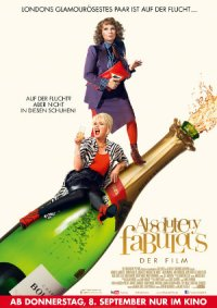 Absolutley Fabulous - Poster