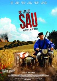 Die letzte Sau - Poster