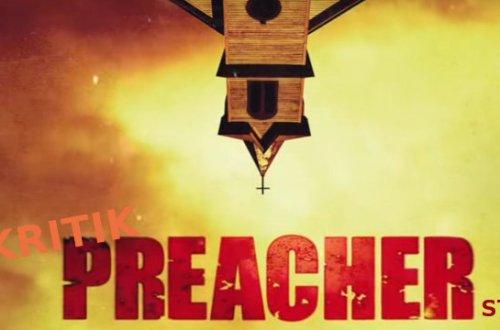 Preacher Season 1 - Kritik