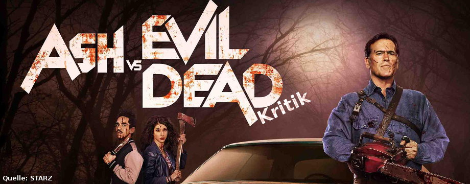 Ash vs. the Evil Dead - Review