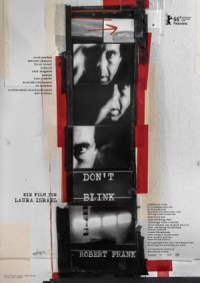 Dont Blink Robert Frank Poster