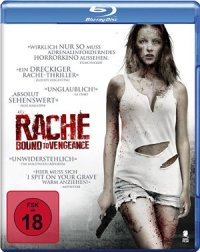 Rache - Bound of Vengeance - Blu-Ray-cover