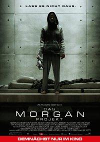 Das Morgan Projekt - Poster