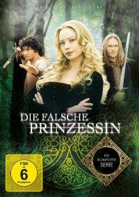 Die falsche Prinzessin - DVD-Cover