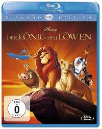 König der Löwen - Diamond Edition/ Blu-Ray Cover