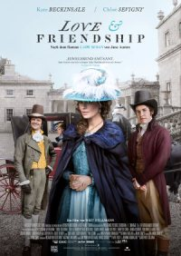 Love and Friendship - Poster