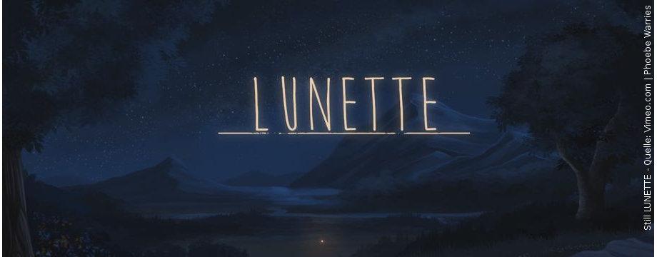 Lunette - Still - Short Movie