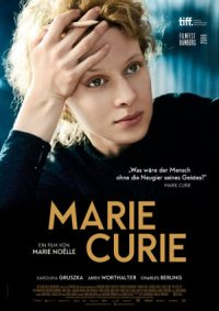Marie Curie - Poster