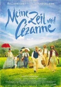 Mein Leben mit Cezanne - Poster