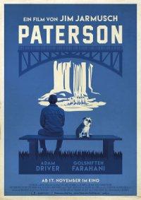 Paterson - Jim Jarmusch - Poster