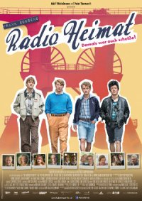 Radio Heimat - Poster