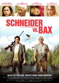 Schneider vs. Bax - Poster