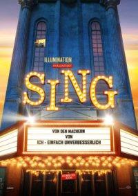 Sing - Poster