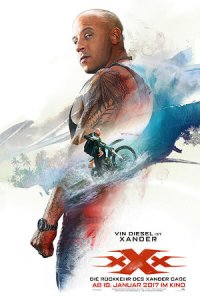 XXX - Die Rückkehr des Cander Cage - Poster