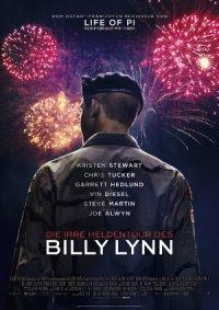Die irren Heldentaten des Billy Lynn - Poster