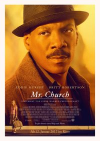 Mr. Church - Poster
