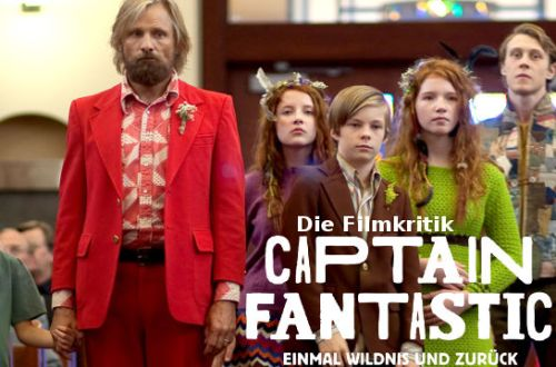 Captain Fantastic - Filmkritik - Review