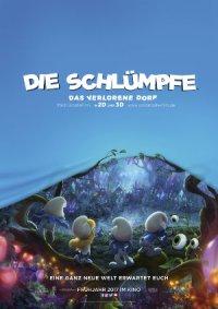 Die Schlümpfe -Das verschwunde Dorf - Poster