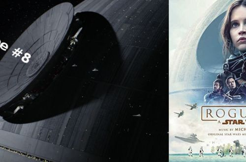 Hörprobe: Rogue One Soundtrack - Review