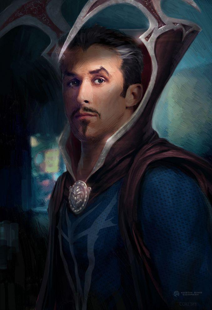 Ryan Gosling als Doctor Strange