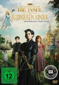 Die Insel der besonderen Kinder - DVD-Cover