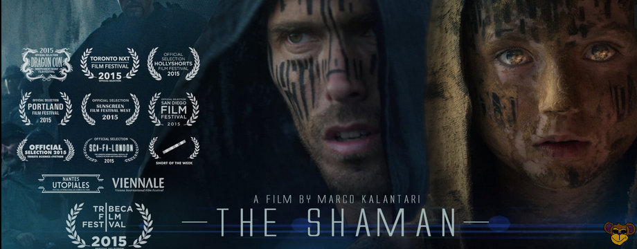 THE SHAMAN - short movie by Marco Kalantari