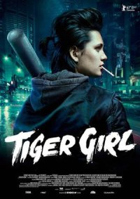 Tiger Girl - Poster