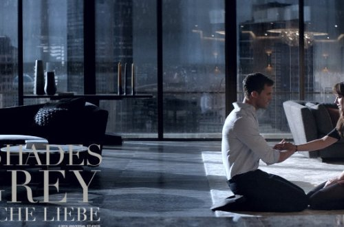 50 Shades of Grey 2 - Review/ Filmkritik