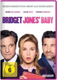 Bridget Jones Baby - DVD-Cover
