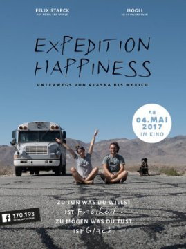Expedition Happiness - poster