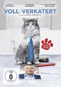 Voll verkatert - dvd-cover
