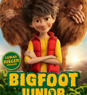 Bigfoot Junior - Poster