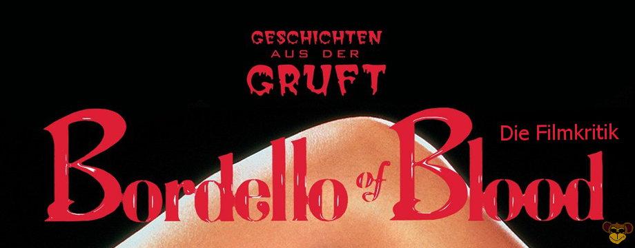 Bordello of Blood - Review